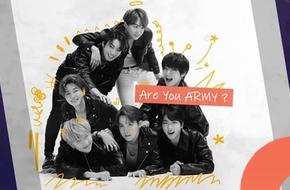 كويز فرقة BTS الكورية  جاوب وشوف إنت أرمي حقيقي ولا أي كلام؟